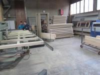 Definizione e taglio dei profili dei serramenti in legno