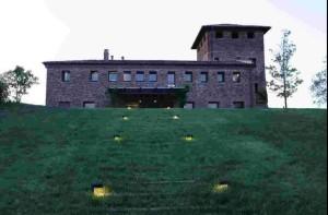 Nuova realizzazione, Villa padronale